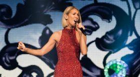 Céline Dion retour scène