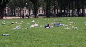 déchets grandes villes