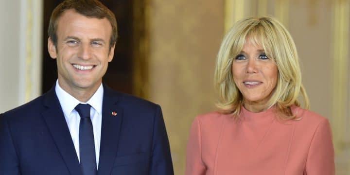 Emmanuel Macron brigitte surnom