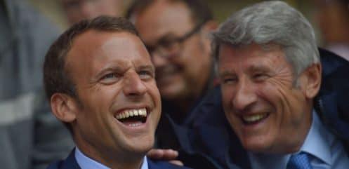 Emmanuel Macron fait de surprenantes révélations à Philippe de Villiers à l'occasion d'un dîner