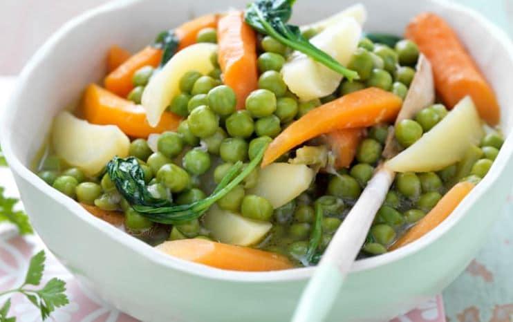 Découvrez cette recette de jardinière de légumes qui ...