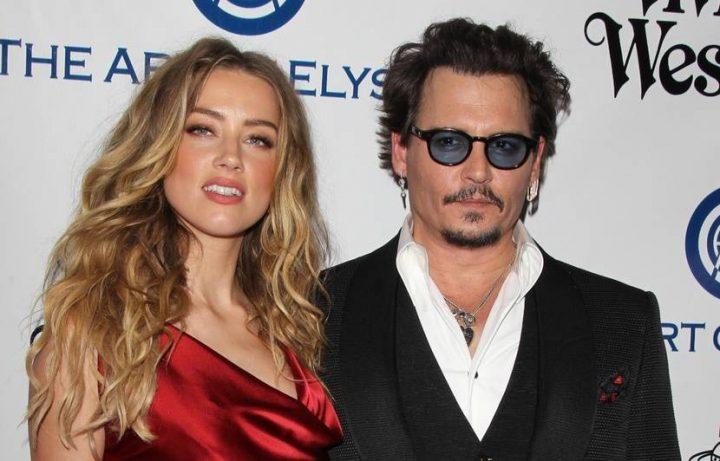 Johnny Depp Amber Heard plan à trois