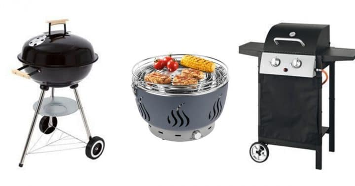 Lidl barbecues