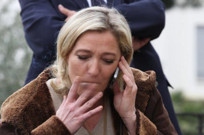 Marine Le Pen présidente ? Ce célèbre artiste quittera la France