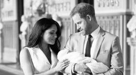 Meghan Markle, sa gaffe à l'annonce de sa grossesse