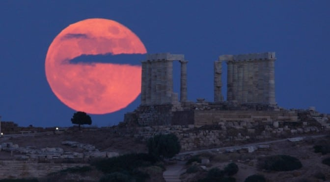 Ce vendredi soir, avez-vous vu l'éclipse de Lune pénombrale ?