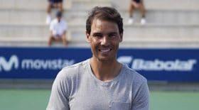 Rafael Nadal s'offre un beau cadeau