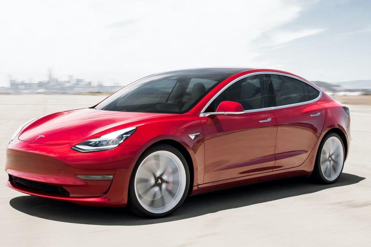 Tesla Model 3 Hinnasto