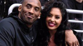 Kobe Bryant et sa femme Vanessa