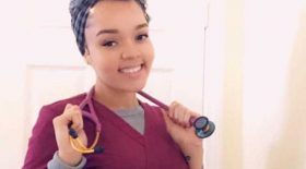 Yasmine Jackson agressée poignardée