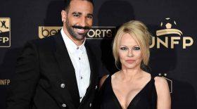 Adil Rami Pamela Anderson rapports sexuels