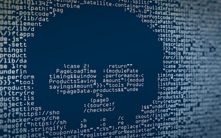 application malware compte en banque