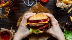 burgers calories mcdonald's