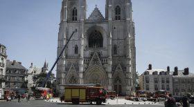 cathédrale nantes incendie bénévole