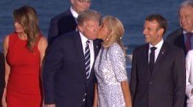 Donald Trump sexiste à l'égard de la première dame