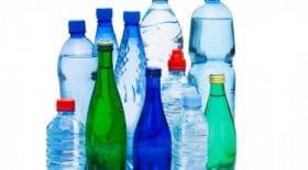eau bouteille polluants