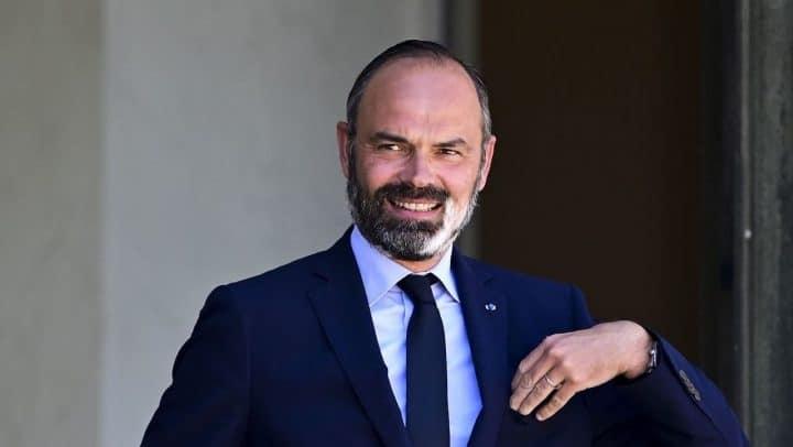 Edouard Philippe argent