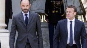 Edouard Philippe Emmanuel Macron dîner remaniement