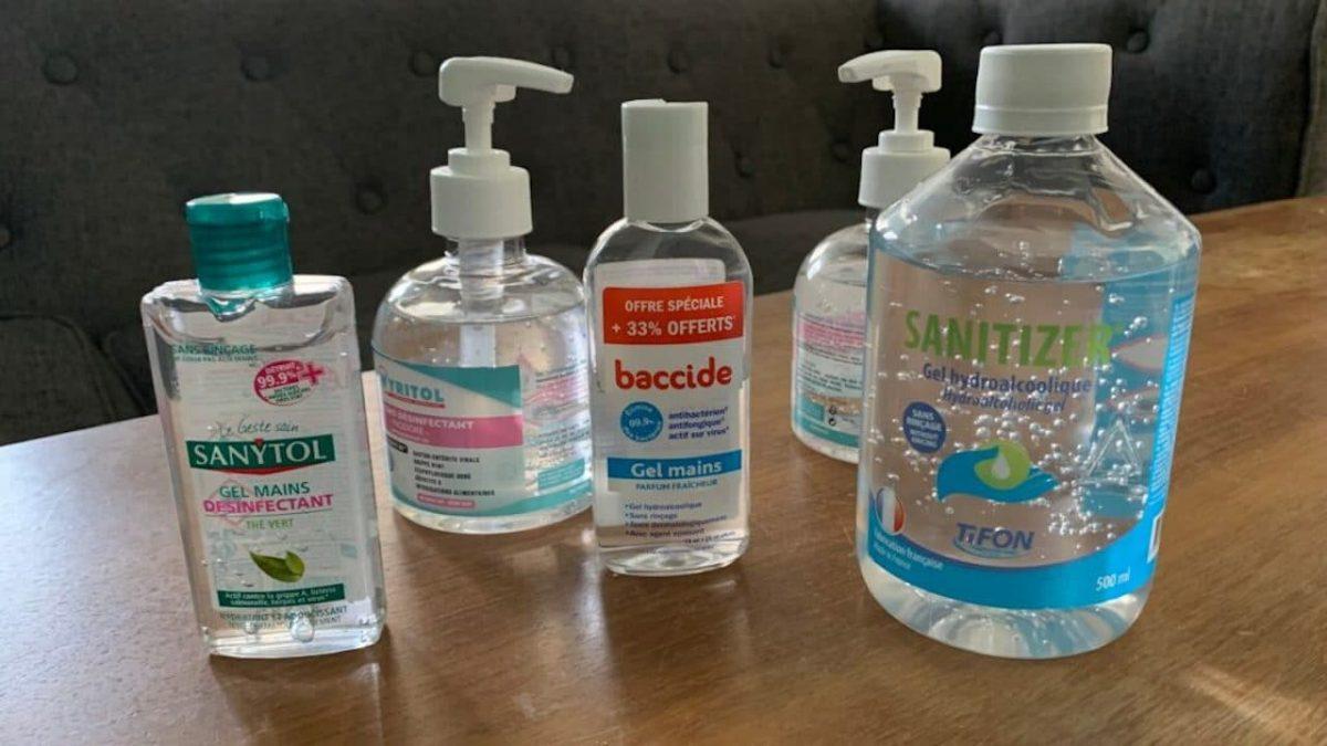 Êtes-vous sûr de bien choisir votre gel hydroalcoolique?