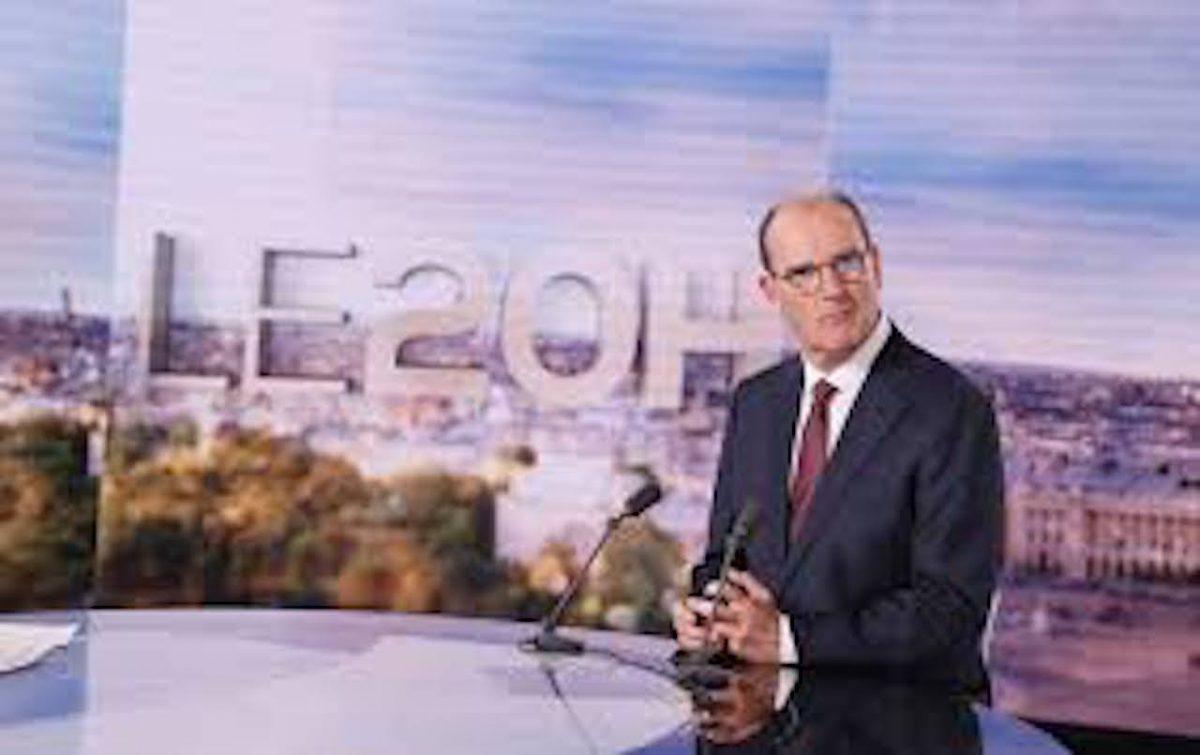 Jean Castex sur TF1, il recadre Anne-Claire Coudray en plein journal