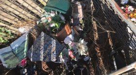 jeunes vandalisent tombes