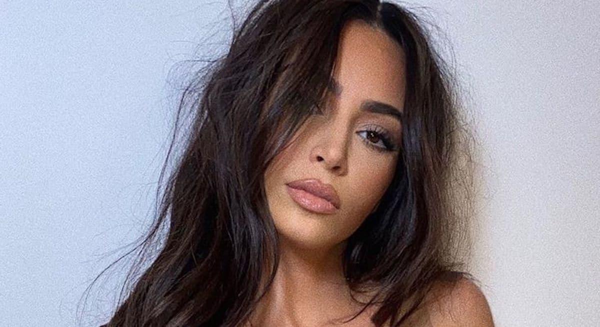 Kim Kardashian : sa nouvelle photo plus que hot fait sensation !