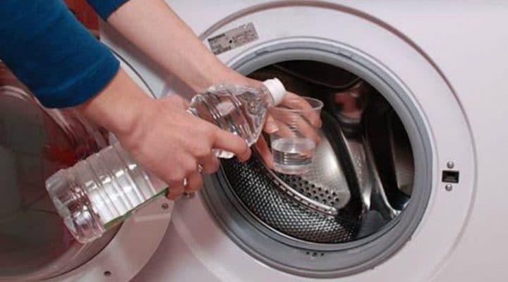 machine à laver nettoyer astuces