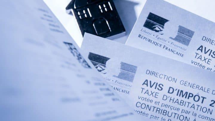 taxe habitation prolongée riches