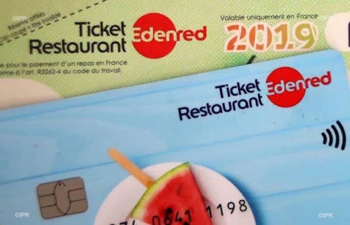 titres-restaurant carte dématérialisé