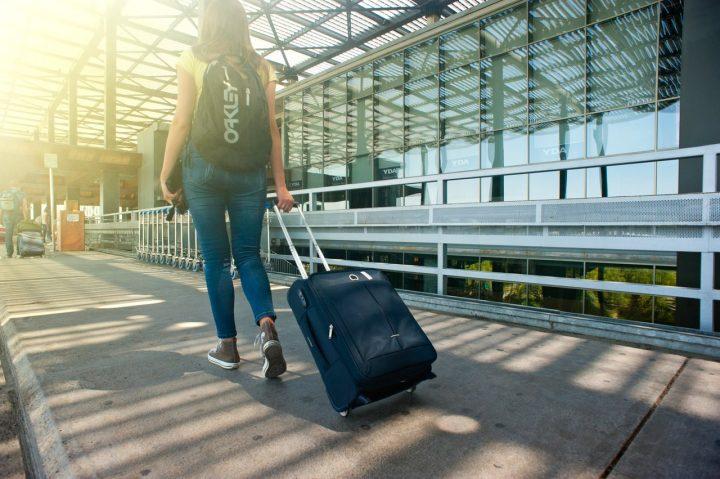 Partir en voyage avec sa valise