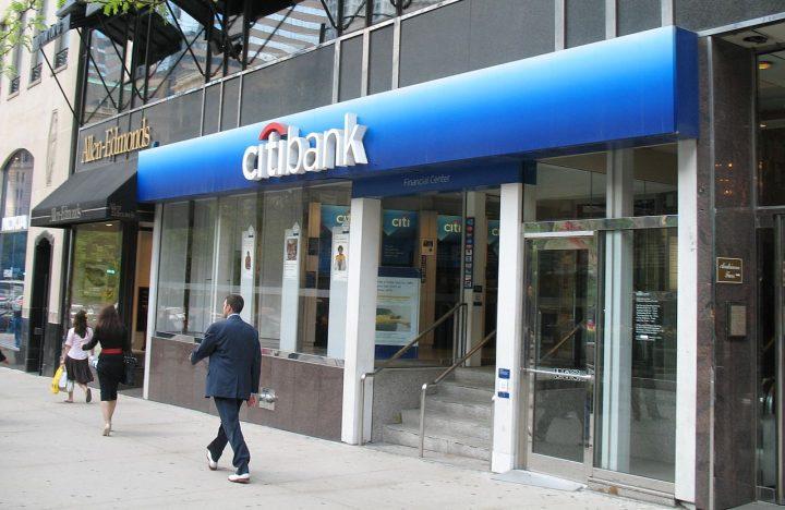 Citibank dans la tourmente après une erreur