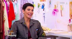Cristina Cordula émue contente candidate