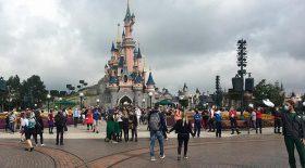 Disneyland Paris hôtel cheyenne fermeture
