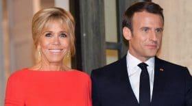Emmanuel Macron Brigitte Elysée