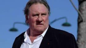 La plainte contre viol portée cintre Gérard Depardieu en 2018 est analysée par u magistrat