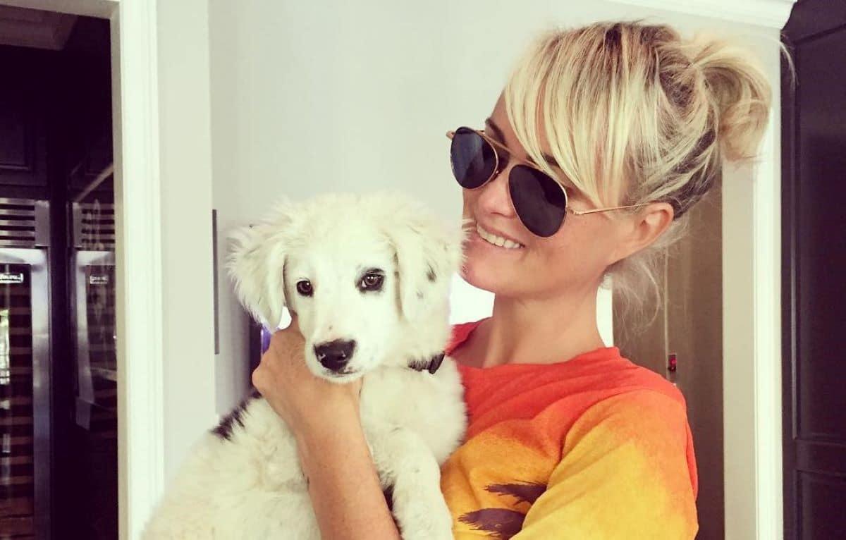 Laeticia Hallyday: des photos de ses vacances font le buzz