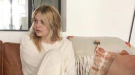 Louane partage un moment intime avec sa fille