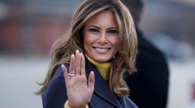 Mélania Trump décriée pour avoir rénovée la roseraie imaginée par Jackie Kennedy