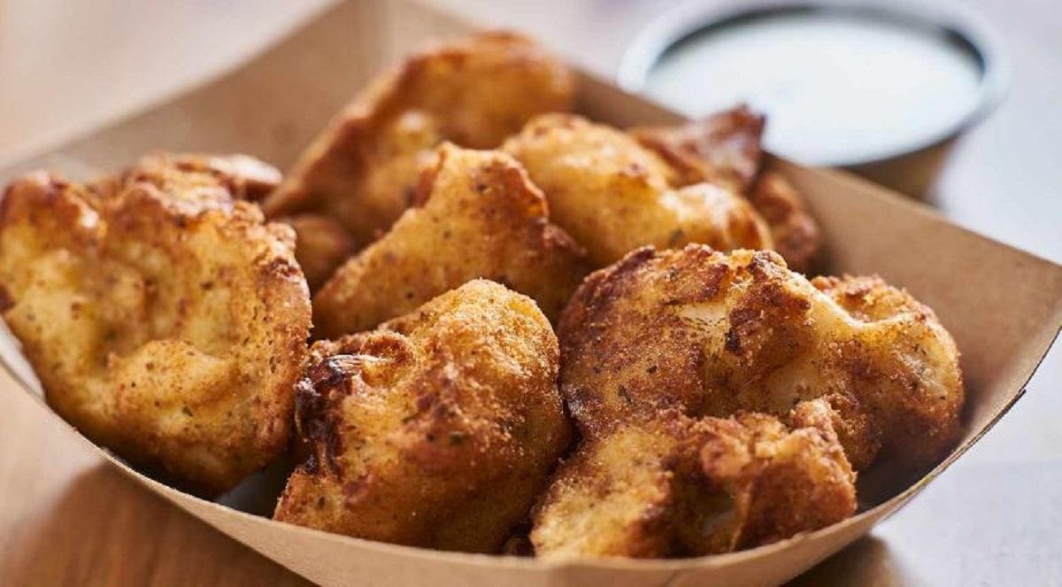 Nuggets au chou-fleur : une recette zéro calories pour se