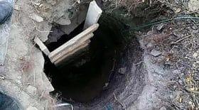Une mère de famille creuse un tunnel pour libérer son fils de prison