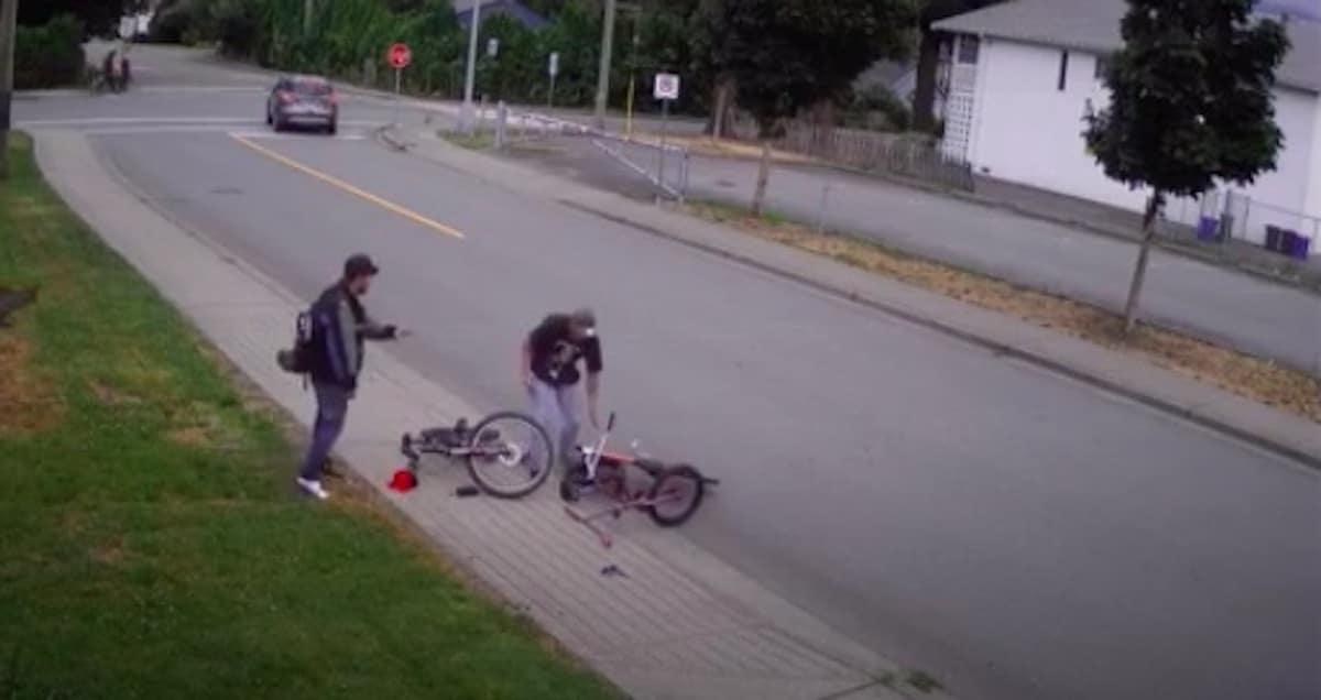 Découvrez comment cet homme furax a récupéré son vélo volé (VIDEO) !