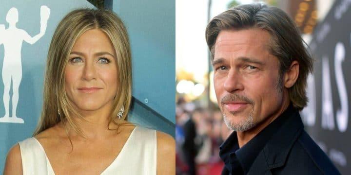 Les retrouvailles émouvantes de Brad Pitt et Jennifer Aniston à l'écran