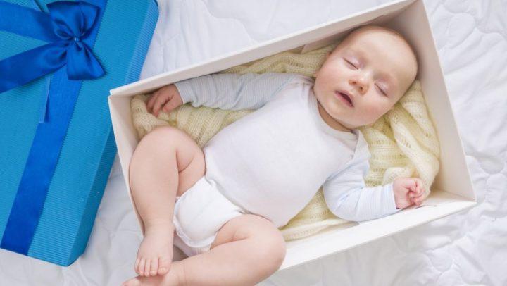 Une association met en place une boîte à bébé à Bruxelles
