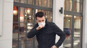 Coronavirus et toux
