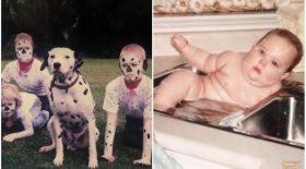 Découvrez les photos de famille les plus gênantes!