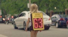 Des enfants radars circulent aux abords des écoles au Québec