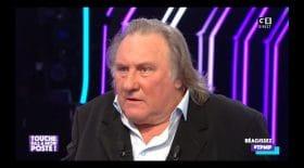 Gérard Depardieu donne son avis sur le Président de la République sur le plateau de TPMP