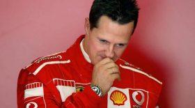 Michael Schumacher métamorphosé physiquement?