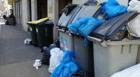 ordures facturation déchets quantité