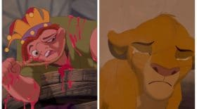 Les 10 scènes de film les plus tristes